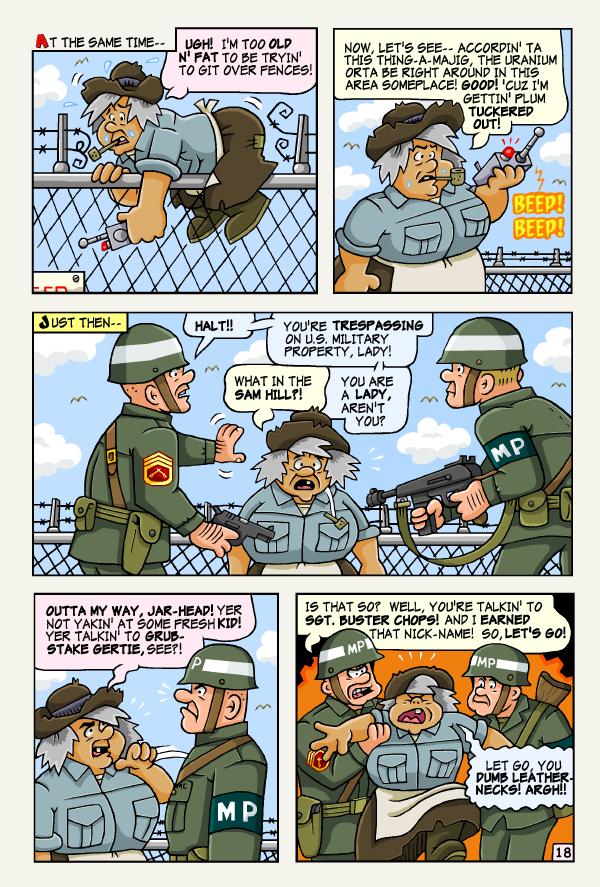 Hybrid #9 page 18